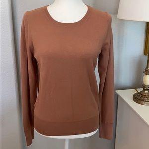 NEW Ann Taylor Dusty Rose Sweater Medium